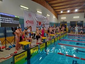 103 XIII Mikołajkowe zawody w pływaniu