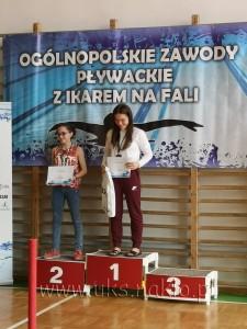 117 Trzy medale na bydgoskim Ikarze