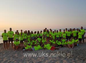 166 Profilaktycznie i sportowo w Ustroniu Morskim