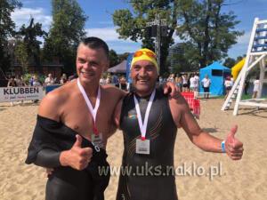 168 Ogólnopolskie zawody pływackie na Brdzie - Woda Bydgoska 2021