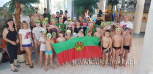 170 Zawody pływackie w poszukiwaniu pływackich talentów