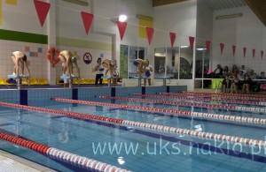 34 XIX Kujawsko –Pomorskie Igrzyska Młodzieży Szkolnej w Pływaniu