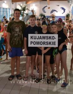35 Międzywojewódzkie Mistrzostwa Dzieci w pływaniu