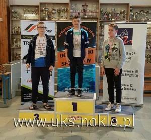 47 III Wiosenne zawody pływackie o Puchar Prezydenta miasta Bydgoszcz