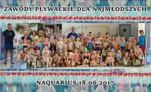55 Zawody pływackie dla najmłodszych z okazji pięciolecia nakielskiej pływalni