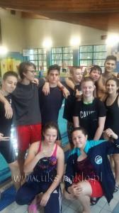 63 Występy zawodników UKS Krzywousty na zawodach wojewódzkich 13-15 lat