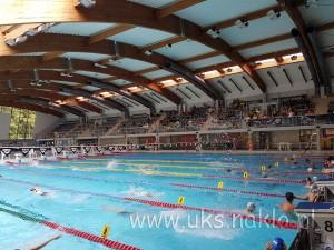 81 UKS Krzywousty na Ogólnopolskich zawodach pływackich trzynastolatków