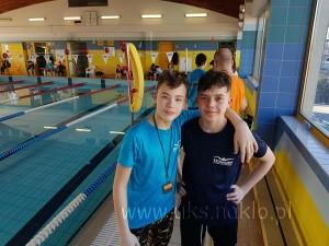 83 Pierwsze zawody na długim basenie w Poznaniu