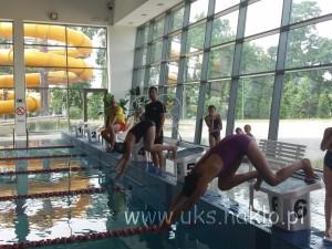 84 Mistrzostwa szkoły w pływaniu