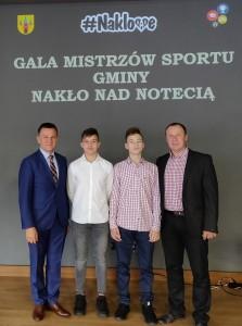 89 Gala mistrzów sportu gminy Nakło nad Notecią