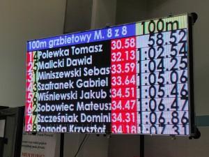 92 Konrad Czerniak i Tomasz Polewka na zawodach w Toruniu