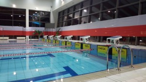 97 Zawody pływackie z okazji 100-lecia odzyskania Niepodległości